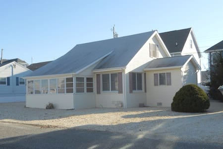 Shore house 5 minutes walk to beach - Lavallette - Hus