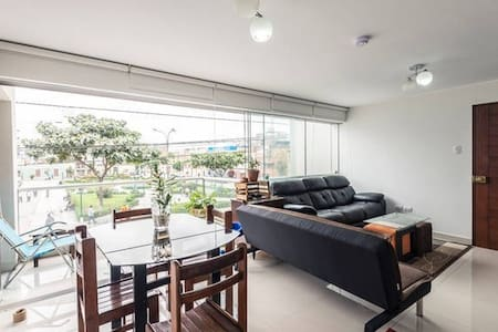 Apartment in the park, Barranco - Distrito de Barranco