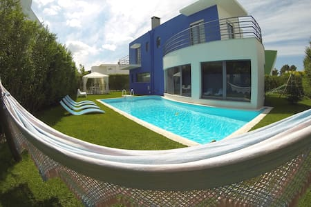 Sunny Villa with Pool and Golf Arrabida - Quinta do Anjo - Dom