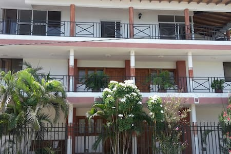 Habitación doble en Bello Horizonte - Santa Marta - Rumah Tamu