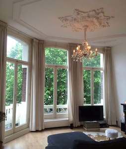 Great apartment in Utrecht centre with Dom view - Utrecht - Apartment
