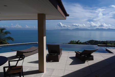 2 Bed Sea View Villa Angthong Hills - Villa