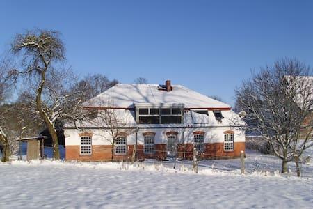 Urlaub im mecklenburgischem Landhaus - Langhagen - Haus