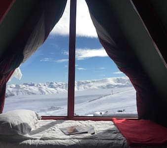 Amazing winter chalet in Los Andes (Ski In&Out) - Santiago - Faház