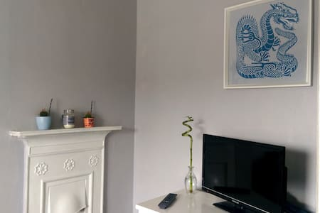 Cosy and private double room - Dublin - House