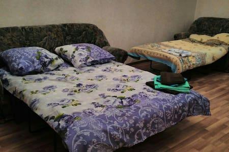 Уютные апартаменты в центре Пскова! - Apartament