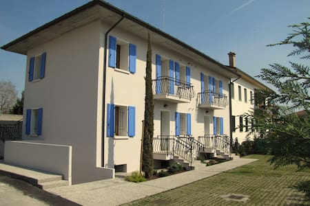 VG2/Art House apartment Pordenone - Apartamento