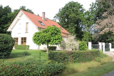La Boulassière, Charny, Burgund - Dom