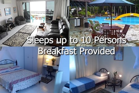 BatamRooms Seafront Apartment From $10 PAX - Apartment