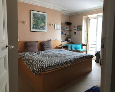 Bright room in the center of paris - París - Departamento