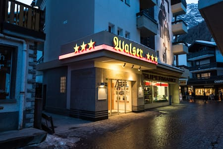 Hostel Walser - Saas Fee