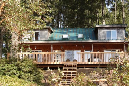 Cozy cabin on Carney Lake, Port Orchard - Port Orchard - Kulübe