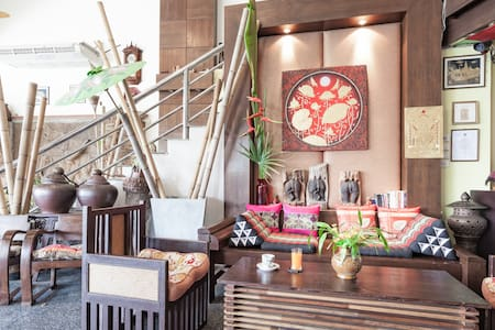 Mook Anda Hotel - Deluxe Room - 公寓