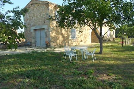 Ancienne ferme rénovée - Salles