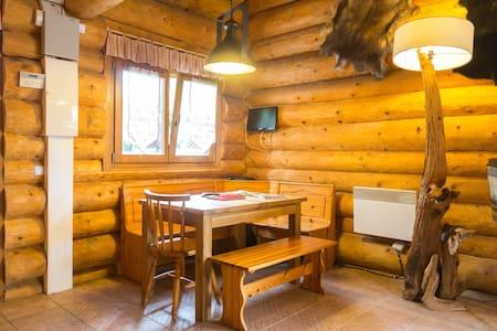 Gîte en rondins - Janvry - Haus