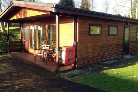 Birch lodge 12 - Newton Stewart - Casa