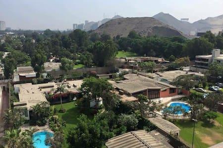 Acogedor depa en Olguin c El Derby - Lima - Appartement