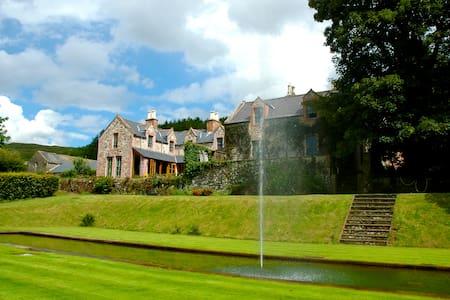 Exclusive-use Luxury Scottish house - House