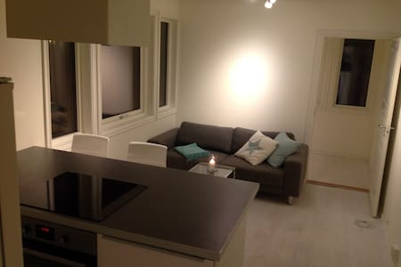 Modern and quiet apt, 15m from Oslo - Apartment