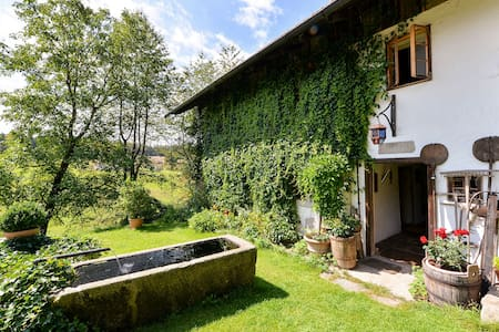 Ferienwohnung in altem Bauerngehöft - Neureichenau - Huoneisto
