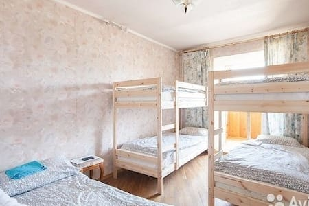 ALLO Hostel - Rostov - Bed & Breakfast