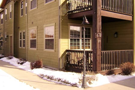 Comfortable Condo in Teton Valley - Wohnung