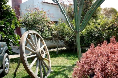 Casa enteraCampo Cartavio(Trujillo) - Casa