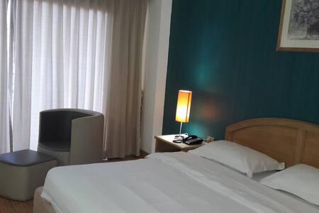 Garden Paradise Hotel&Serviced Apartment - Muang Pattaya - Lägenhet
