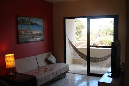 Your home away from home in Ubatuba - Daire