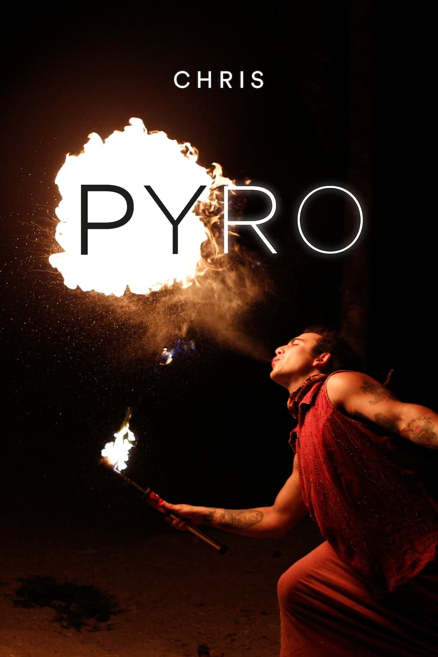 Pyro - cover