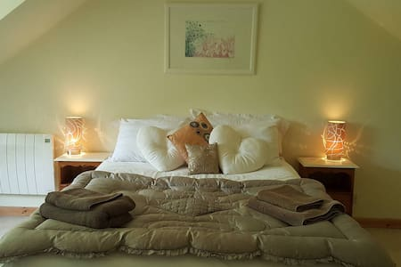 Spacious, light, self contained dormer bedroom - Bed & Breakfast