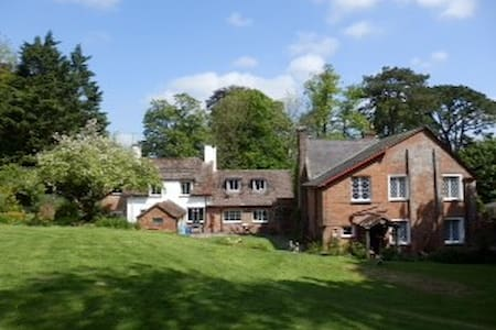 Countryside B&B in Athelhampton; Twin room - Puddletown - Bed & Breakfast
