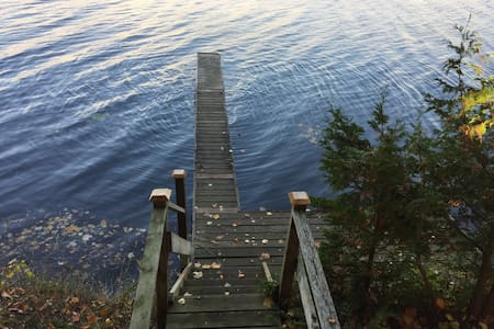 Fee's Landing Resort- Cottage E- 3BDRM waterfront - Kawartha Lakes