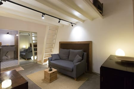 Jing'an hideaway studio - Shanghai - Apartment