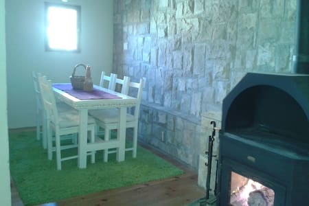 Comfortable and warm mountain house - Veruša - House