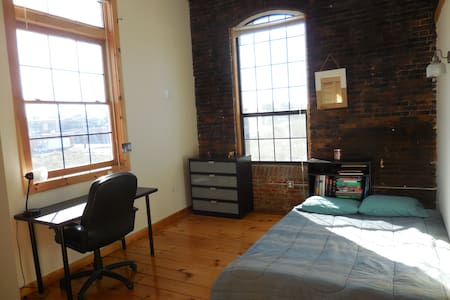 Light-filled, beautiful room in Pawtucket - Pawtucket - Appartement