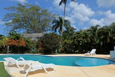 Chambre privée  Las Playas - Las Terrenas - House