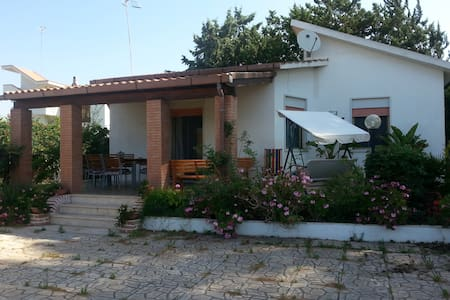 Villa dei Fiori Menfi - Contrada Fiori Sud - Villa