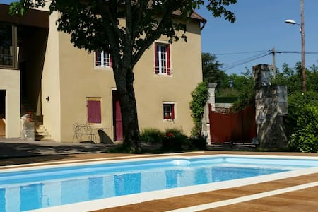 Bed and Breakfast en Bourgogne Sud - Bed & Breakfast