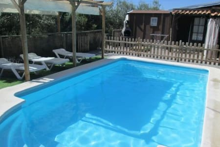 vakantie chalet RITA, andalusie - Alcalá la Real - Apartment