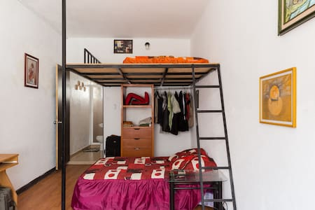 Beautiful mini apartment - Ciudad de México - Apartment