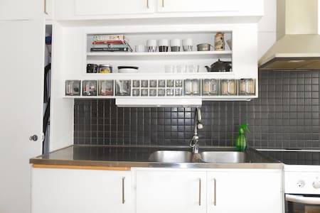 Charming and spacious studio in central Malmo - Apartament