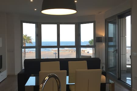VIEWS, NEW, WIFI, BIKES,15' CENTRE - Alboraia - Wohnung