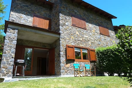 Ideal House for Families - Wintertime & Summertime - Girona - Hus