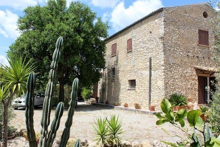 Casale relax centro Sicilia - Villa