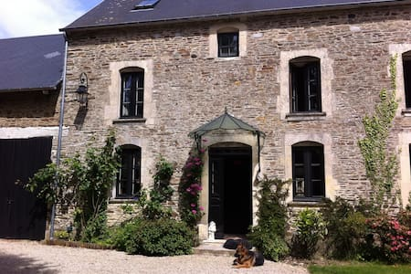 Bocage Normand, Jolie Ferme de 1714 - Dorm