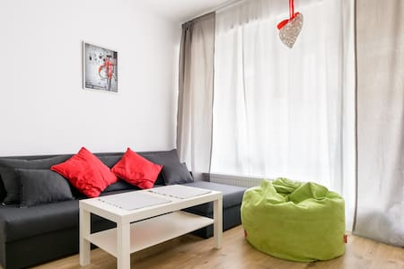 New Apartament - close to downtown and nature. - Poznań