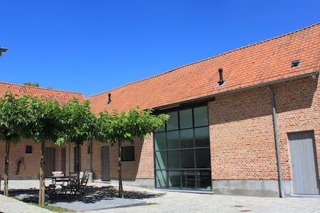 De Maalderie, holiday home for groups (20p) - Ház