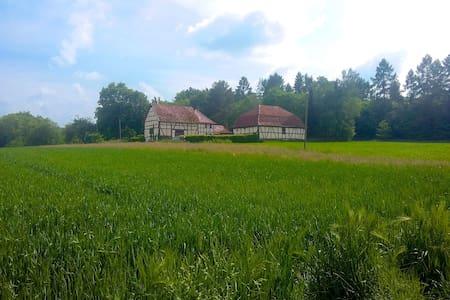 Altes Forsthaus Wehnerts, Schlitz, Vogelsbergkreis - Schlitz