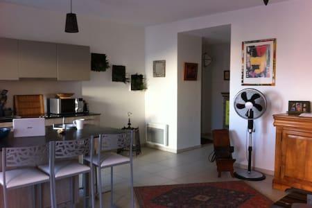 appartement au coeur de saint maximin - Saint-Maximin-la-Sainte-Baume - Huoneisto